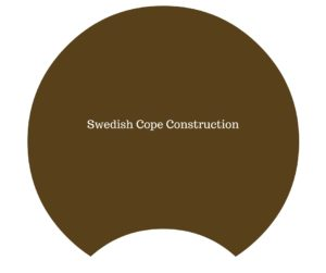 Swedish Cope Construction
